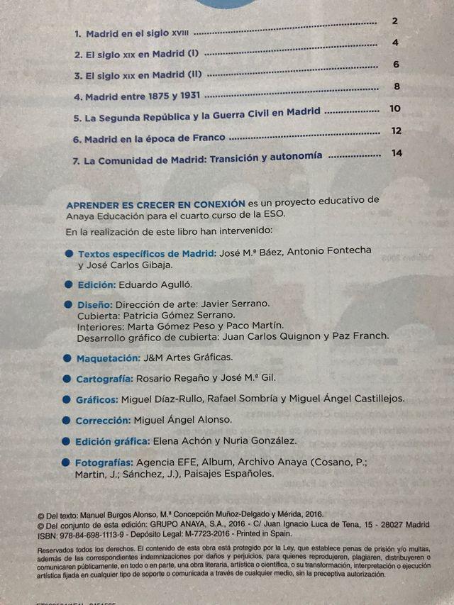 Geografía e historia- 4 eso- anaya