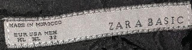 Vestido Zara vintage