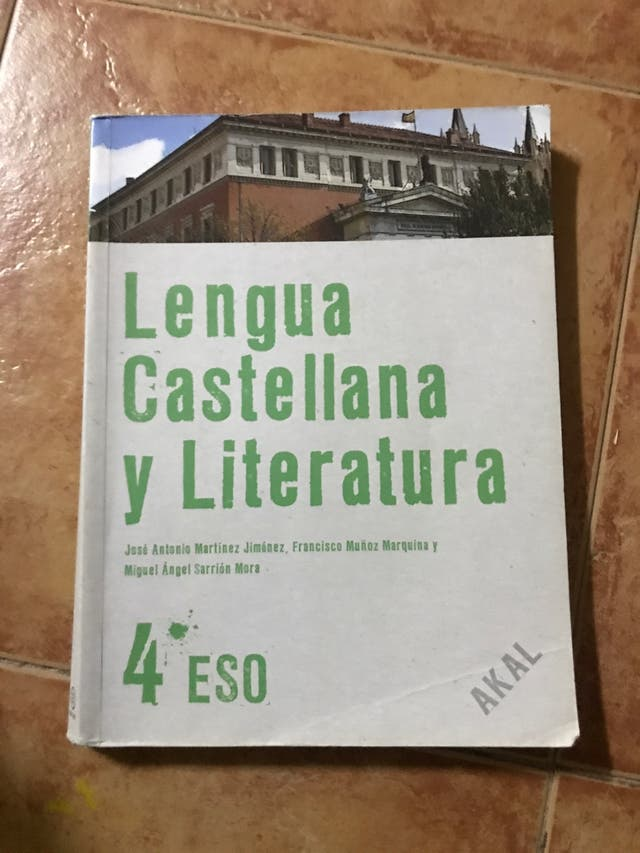 Lengua Castellana y Literatura 4 Eso Akal