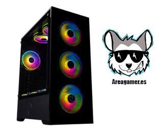 PC NUEVO RYZEN 5 1600 RX 580 4gb 16gb RAM Gaming