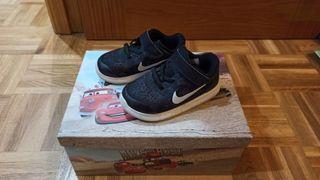 Lote Zapatillas Nike y Munich
