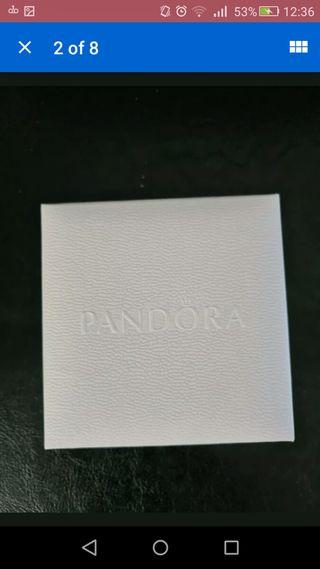 Pandora Moments Bracelet in original box.