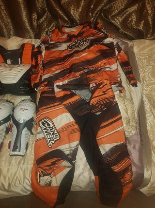 kids motorcross riding gear
