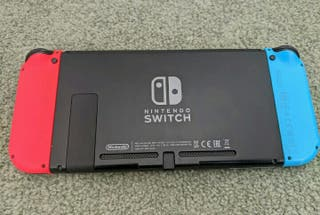Nintendo switch console Only Used