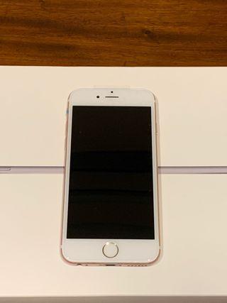 Iphone 6S 16gb Oro Rosa