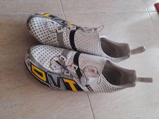 Zapatillas Ciclismo Triatlon DMT