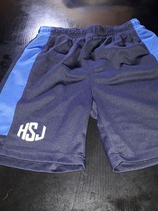 Pantalon de gimnasia.