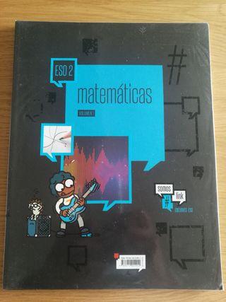 2 ESO MATEMÁTICAS ISBN:9788414002902