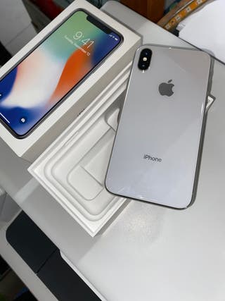 IPHONE X. 256GB