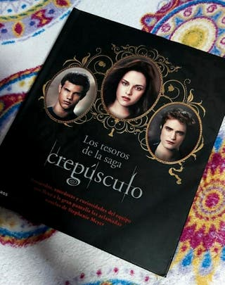 Todos los secretos de la saga Crepúsculo