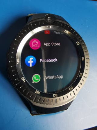 Smartwatch inteligente Thor 4 dual