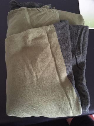 Fular tejido Hoppediz algodon organico