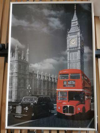 Cuadro Londres Big Ben