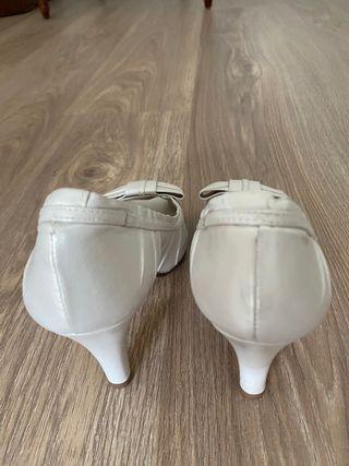 Zapatos de novia marca Lodi