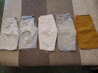 pantalones cortos/Bermudas hombre
