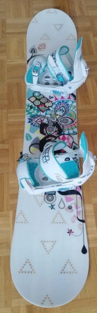 Tabla de Snowboard Salomon Lotus