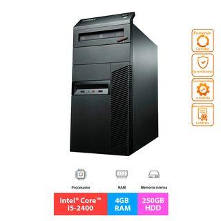 Lenovo ThinkCentre M91p TWR - i5 - 4GB RAM - 250GB
