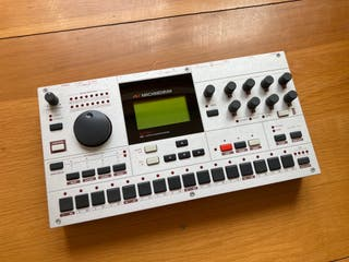Elektron SPS-1 MKII Machine Drum / Sintetizador