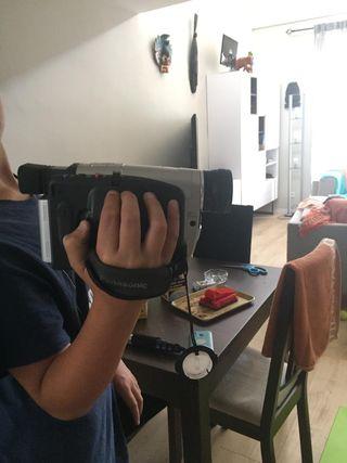 cámara de video antigua precio negociable