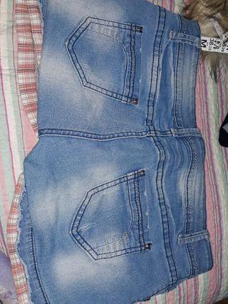 Shorts. Pantalón Corto