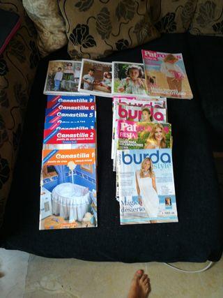 revistas con patrones