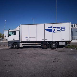 camión rigido 3 ejes