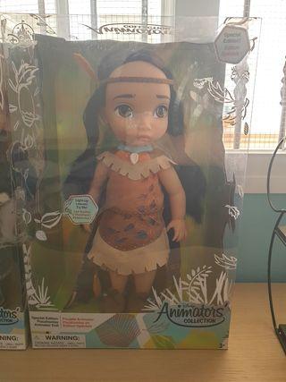 Animator Pocahontas edición especial