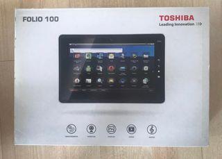 174 Tablet toshiba folio 100 vintage