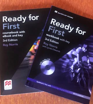 Ready for First 3rd Edition with Key