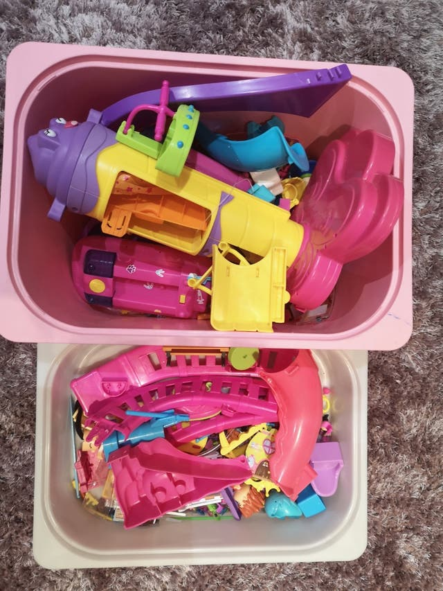 Lote juguetes Pin y Pon