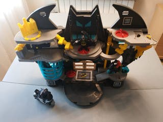 Batcueva Imaginext