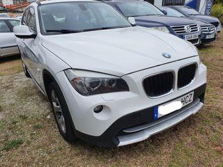 BMW X1 2011 118D Sdrive