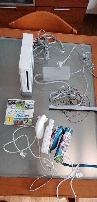 Wii+mandos+juego