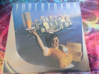 Supertramp-Breakfast in America Lp vinilo