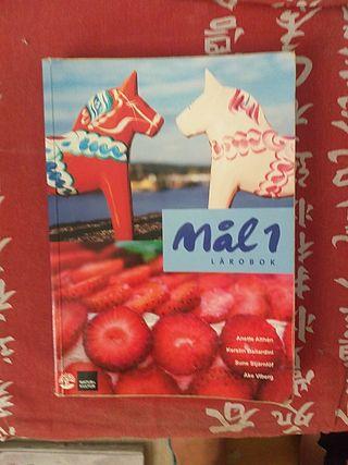 Mål 1 - Llibre i llibre activitats de Suec A1
