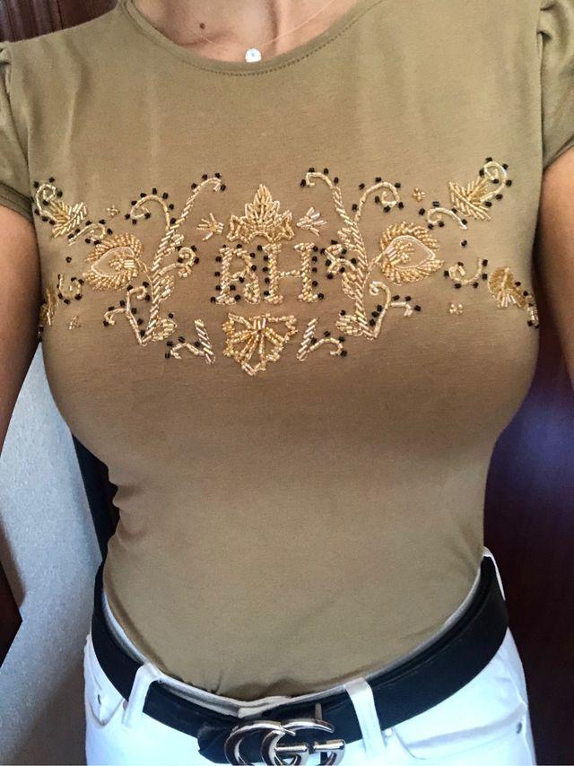 Camiseta elástica Pedro del Hierro