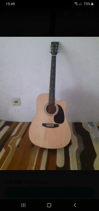 guitarra acustica nueva