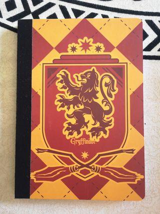 Libretas Harry Potter