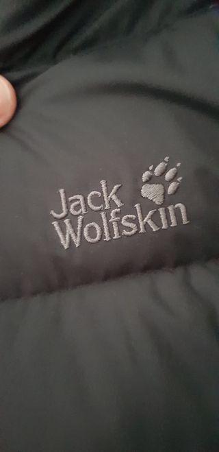 Long Parka Jack Wolfskin