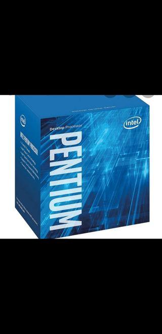 procesador intel pentium, memoria ram 8 gb , placa