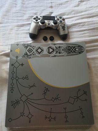 PS4 Pro 1tb edición God Of War ed.limitada