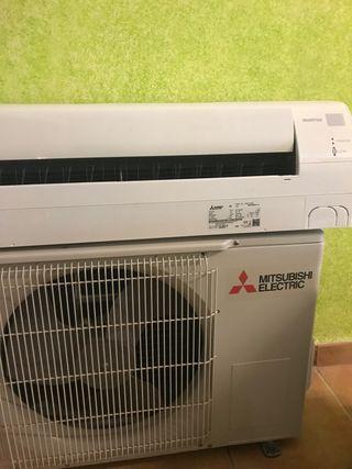 Aire acondicionado Mitsubishi- Inverter