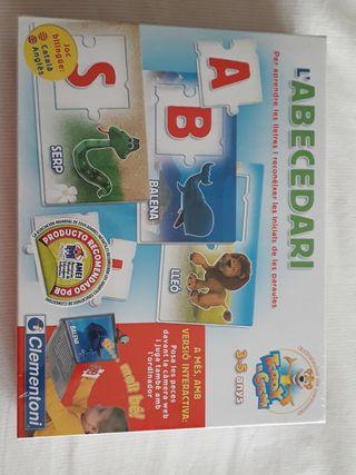 joc infantil.. de 3 a 5 anys