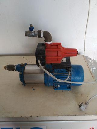 bomba de presión de agua bari