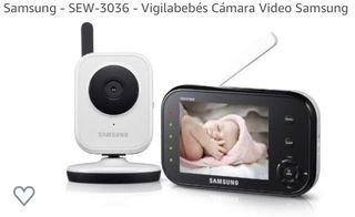 Camara vigilabebes Samsung SEW-3036W