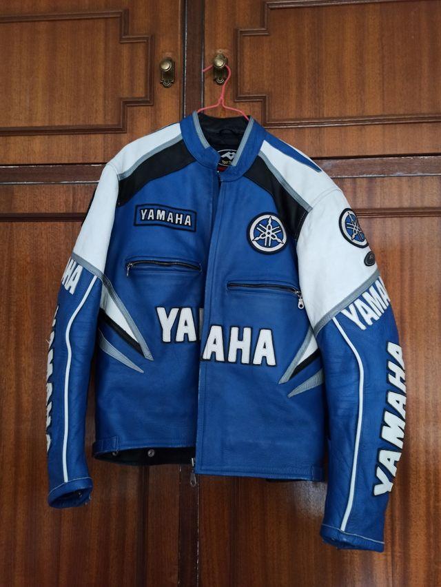 Chaqueta de moto Yamaha