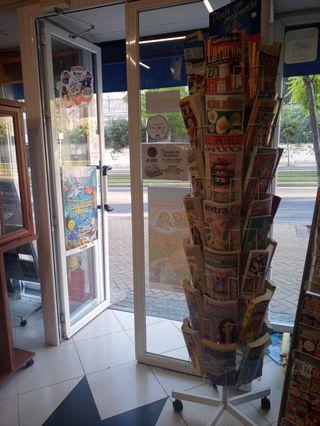 Expositor de revistas