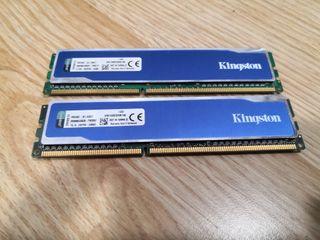 Memoria Ram DDR 3 4Gb