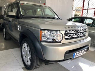LAND ROVER DISCOVERY 7 PLAZAS