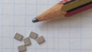 Componentes electrónicos C,R,Transitores, CI, etc